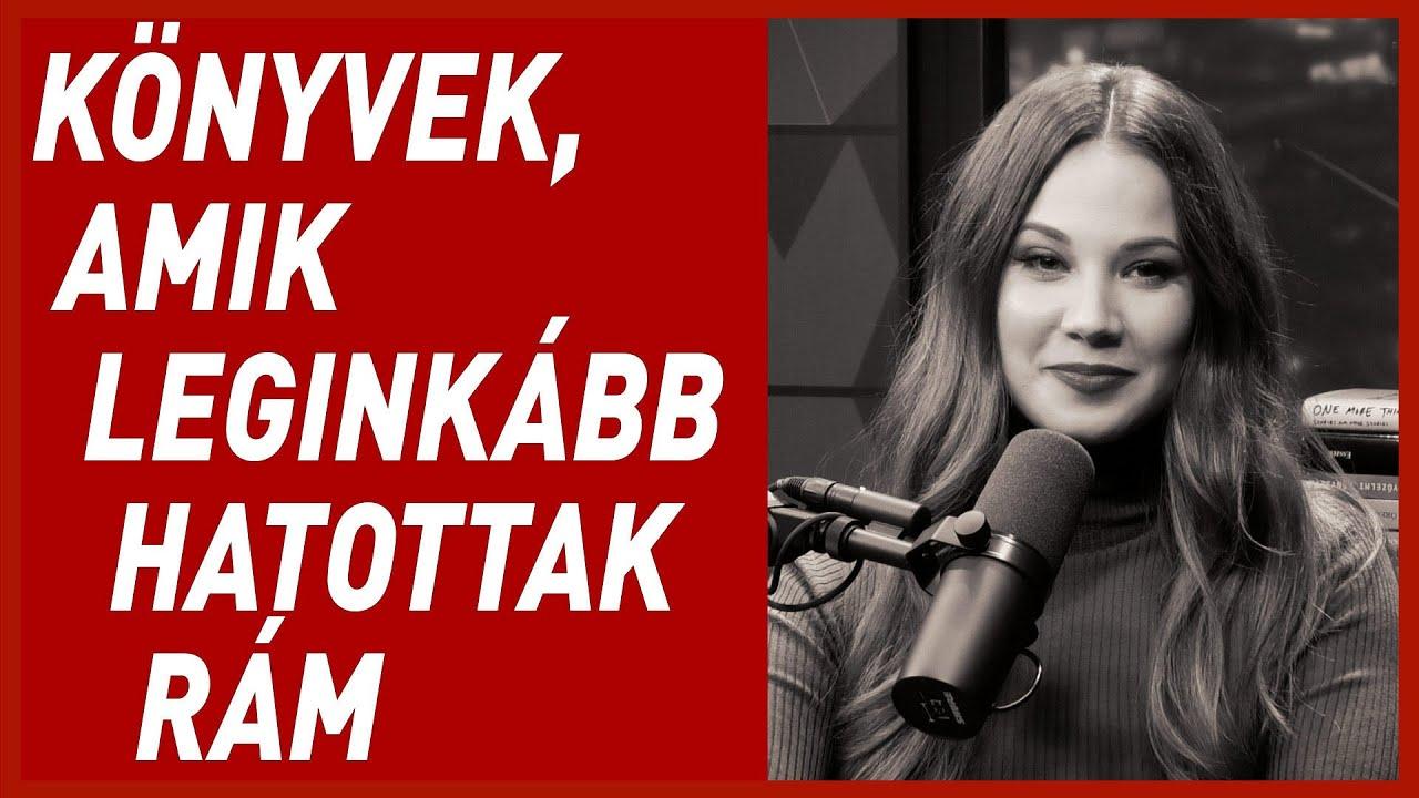 Apró Anna, befektető /// a Friderikusz Podcast könyvajánlója 11.