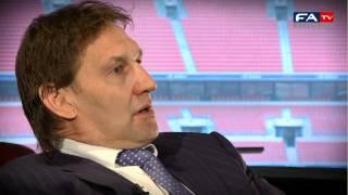 Tony Adams - The FA Inquiry | FATV