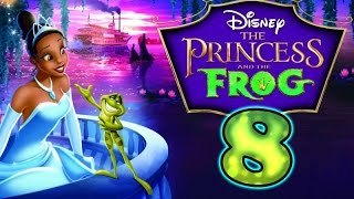 Disney's The Princess and the Frog Walkthrough Part 8 (Wii, PC) ☀ ACT 4 - 2 Frog Hunter Fen ☀
