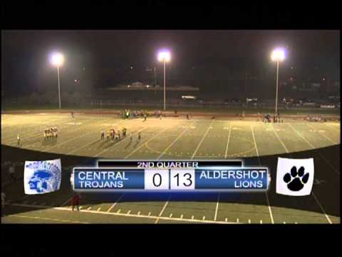 Aldershot Lions vs Central Trojans 2013 pt. 2 of 5