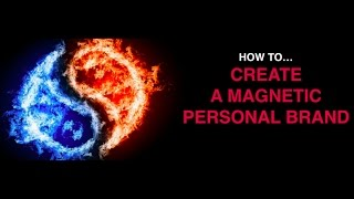 How to create a MAGNETIC personal brand w/ unique pairings