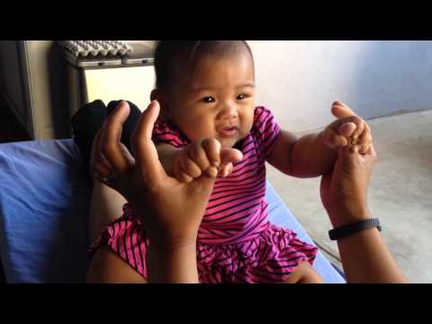 Strong Baby! - June 1, 2014 | BridgetBeeTV