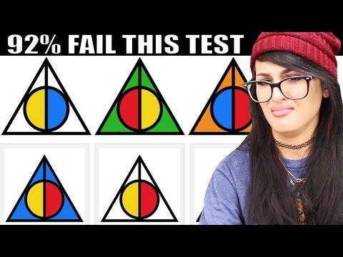 92% FAIL THIS INTELLIGENCE TEST