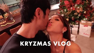 KRYZMAS VLOG 2 : Slater's Birthday, Christmas Tree Decorating & Lots of Parties! | Kryz Uy
