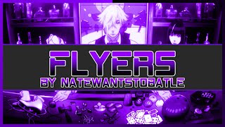 【Death Parade】Opening「Flyers」(English Cover by NateWantsToBattle)