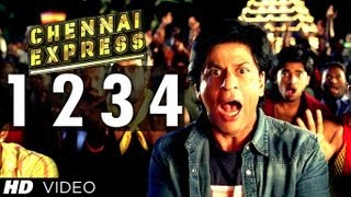 """One Two Three Four Chennai Express"" Song 
