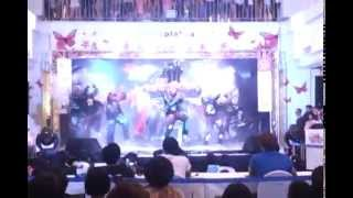 ba z liz cover dance b a p warrior 워리어 jkn dance battle 2012 udonthani