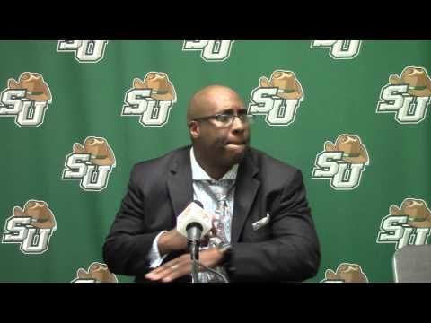 Corey Williams - Stetson Basketball - 02.18.19