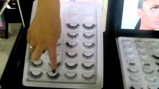 IMATS Toronto 2011 with Mabel Lee and Angela Tran for Velour Lashes Thumbnail