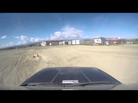 BMW E30 SCCA Rallycross onboard run - Grand Junction Motor Speedway