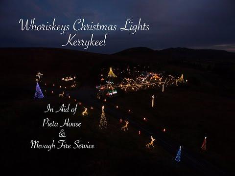 Whoriskeys Christmas Lights Kerrykeel