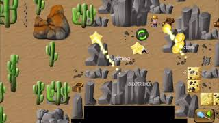 MOBILE [~Wild West 2~] #3 Bank in a Desert - Diggy's Adventure