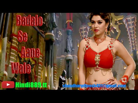 Badalon Pe  Aanaey Waley Full song Puli (2016) Movie song Hindi889 tt Vijay, Sridevi, Shruti Haasan