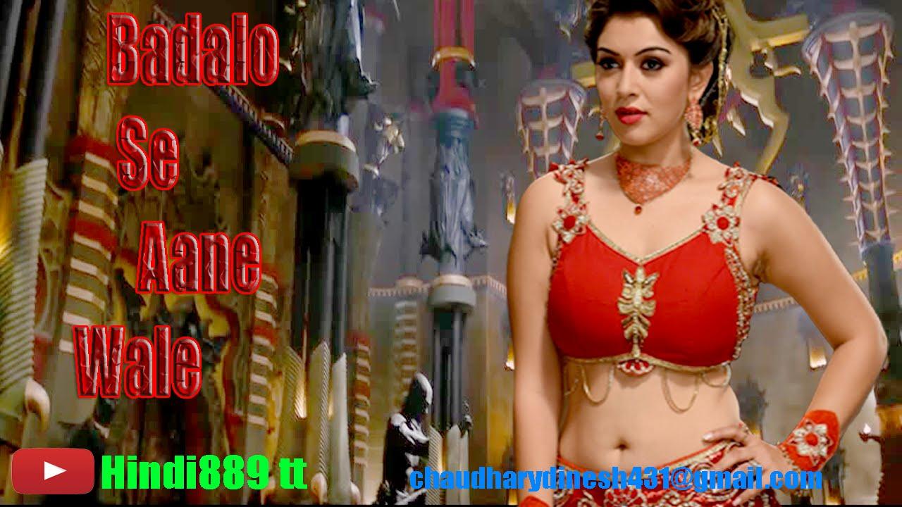 Download Badalon Pe  Aanaey Waley Full song Puli (2016) Movie song Hindi889 tt Vijay, Sridevi, Shruti Haasan