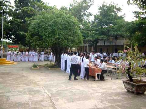 @ Tặng hoa thầy cô 20-11-2010