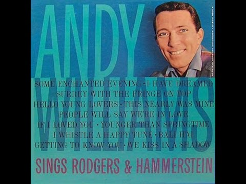 Andy Williams ~ I Have Dreamed