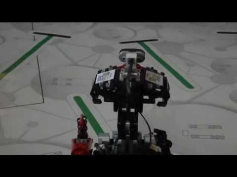 Lego Wall-e MOC mindstorms ev3 - YouTube
