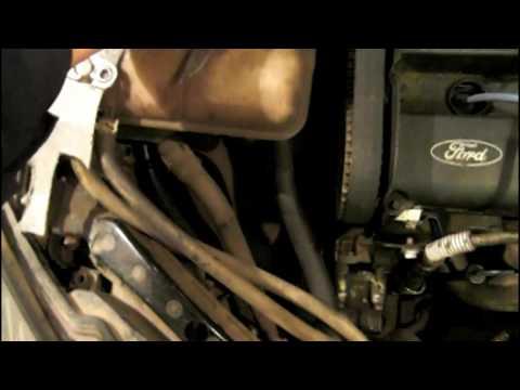 форд фокус 1usa глушим клапан EGR видео 1