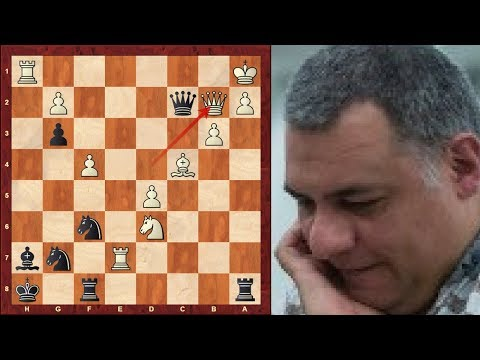 Chess Strategy vs Tactics: Submerging strategic thought may generate luck - Kings Indian Defense