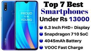 Top 7 Best Smartphones Under Rs 13000 In August 2019   Best Mobile Phones Under Rs 13000