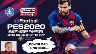 PES 2020 PS3 COMOUT PATCH V 2.02 Summer 19-20 [Link]