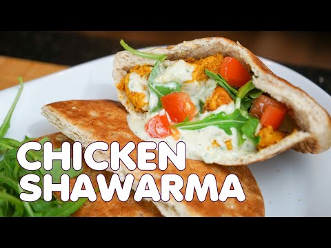 Most Excellent Cooking Show EP1: Chicken Shawarma