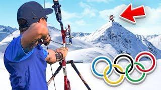 THE WINTER OLYMPICS!
