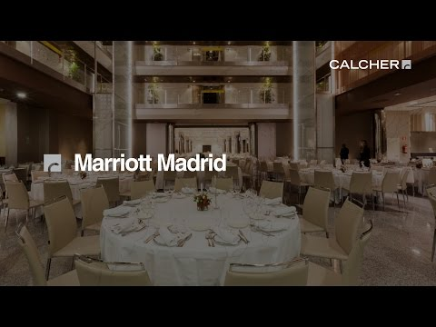 Marriott Madrid