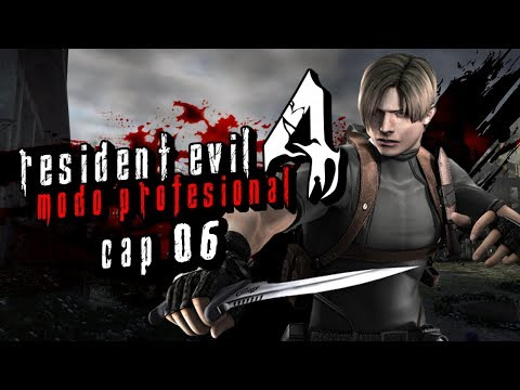 Resident Evil MODO PROFESIONAL #6 (Bitores Extremo)