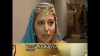 Ufa. Türk xalqlarının -Tuqanlik teatr fesdivalı - Möhteşem açılış 2012 il