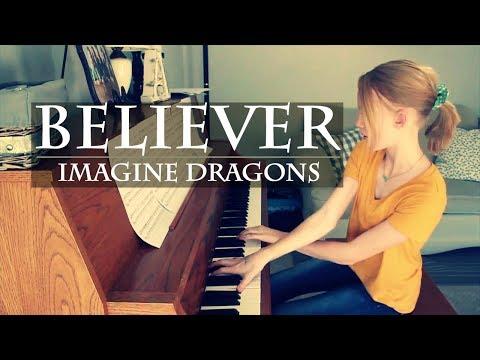 Believer - Imagine Dragons Piano Cover