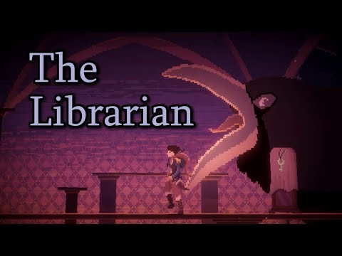 The Librarian - Not a Normal Library... ,Manly Let's Play