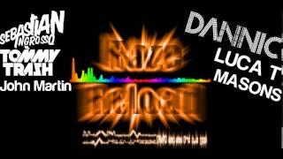 Dannic Vs. Masons & Luca T Vs. John Martin - Raze Reload (Ilan Kulikov Mashup)