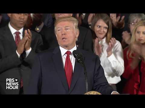 WATCH: President Trump delivers speech on opioid crisis