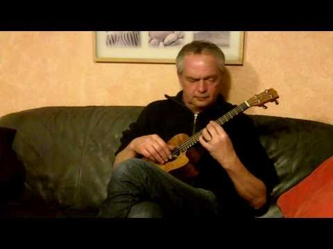 Spanish Romance (d'Amour) - classical ukulele tremolo solo