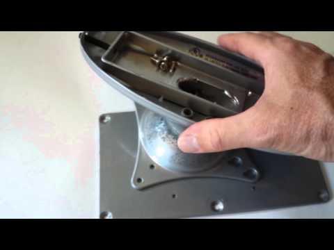 TILTING TV WALL MOUNT UL Listed FLAT PANEL DISPLAY MODEL E176225