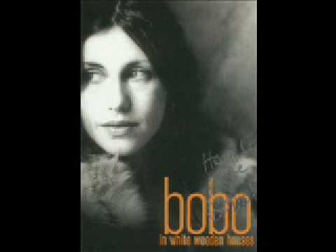 Bobo in white wooden houses