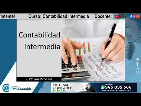 Contabilidad Intermedia