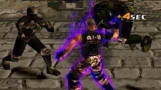 [TAS] Tekken 3 : Tekken Force mode - Bryan Fury