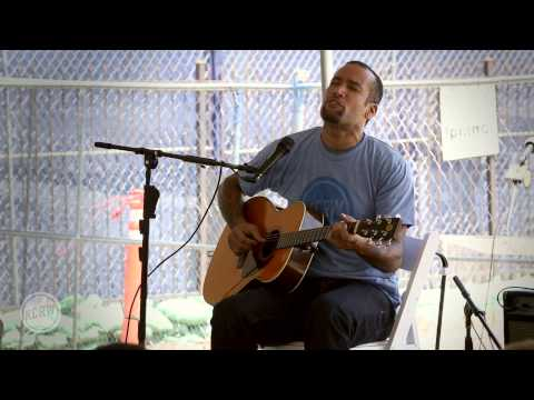 "Ben Harper Plays ""My Own Two Hands"" Live for KCRW"
