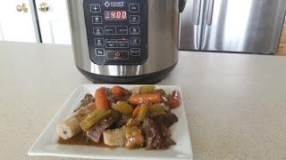 Easy 4 hour Pot Roast Cook