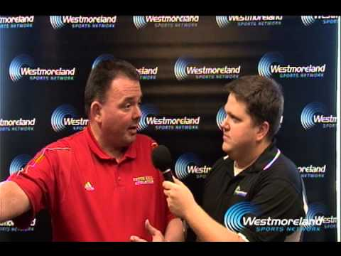 Seton Hill University Athletic Director Chris Snyder Interview - 2012