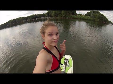 Yoga Paddle Boarding Barefoot Adventure