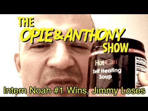 Opie U0026 Anthony: Intern Noah #1 Wins, Jimmy Loses (11/29/04-01/12/05)