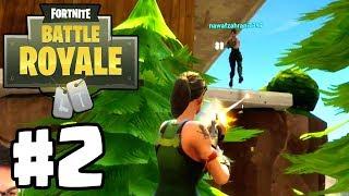 I HAD TO KILL A TEAMMATE | Fortnite: BATTLE ROYALE #2