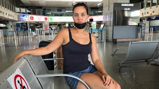 Остался без жены  в Узбекистане!!!Аэропорт Ташкента!!!Карантин!!!