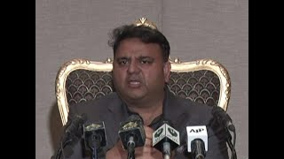 Govt has decided to consider TLP as a 'militant organisation': Fawad