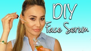 How To Make Face Serum - Good For Anti-Aging
