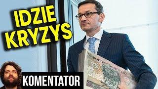 Idzie Kryzys w Polsce - Minister Finansów Ucieka do NBP - Analiza Komentator Pieniądze Rząd PIS 500+