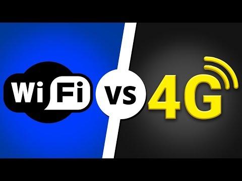 Wi-Fi Vs МОБИЛЬНЫЙ ИНТЕРНЕТ
